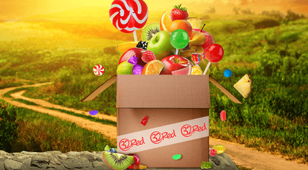 Win Sweet Gift Pack at 32Red Casino