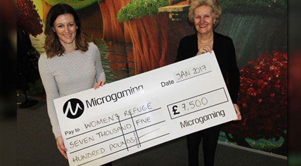Microgaming Donates to Four Charities with Gift of Giving