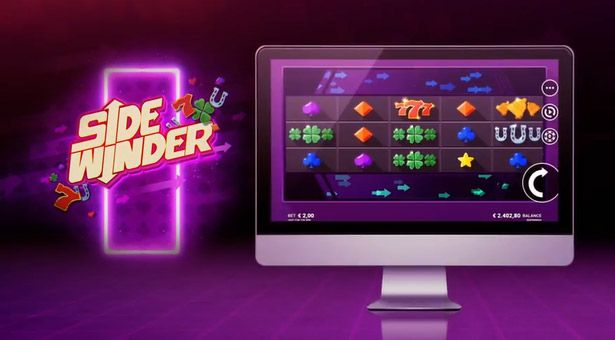 Play New Sidewinder Slot at Microgaming Casinos