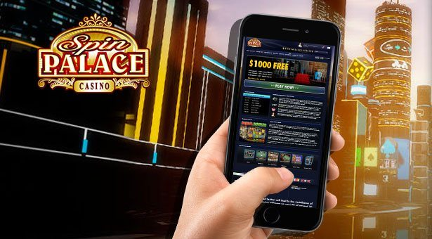 Spin Palace Mobile Casino Offers £1,000 Free