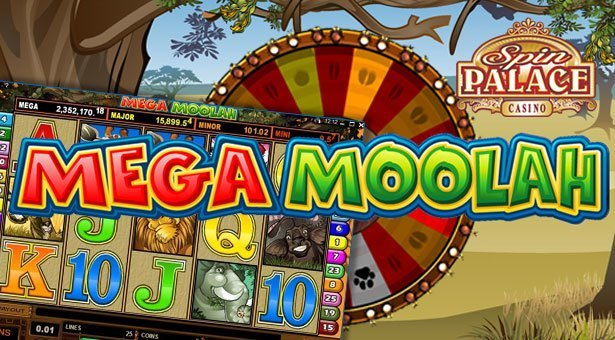Massive New Win on Mega Moolah Slot