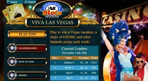 viva payments online casino